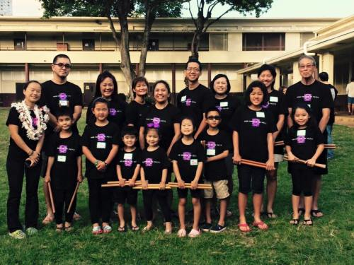 Family Taiko Thurs and Monday