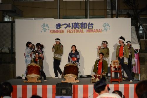 matsuri-bayashi-performance