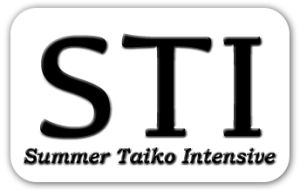 2017 Summer Taiko Intevsive